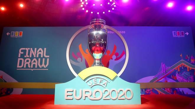 Die EM 2020 wurde aufgrund der Coronapandemie um ein Jahr verschoben