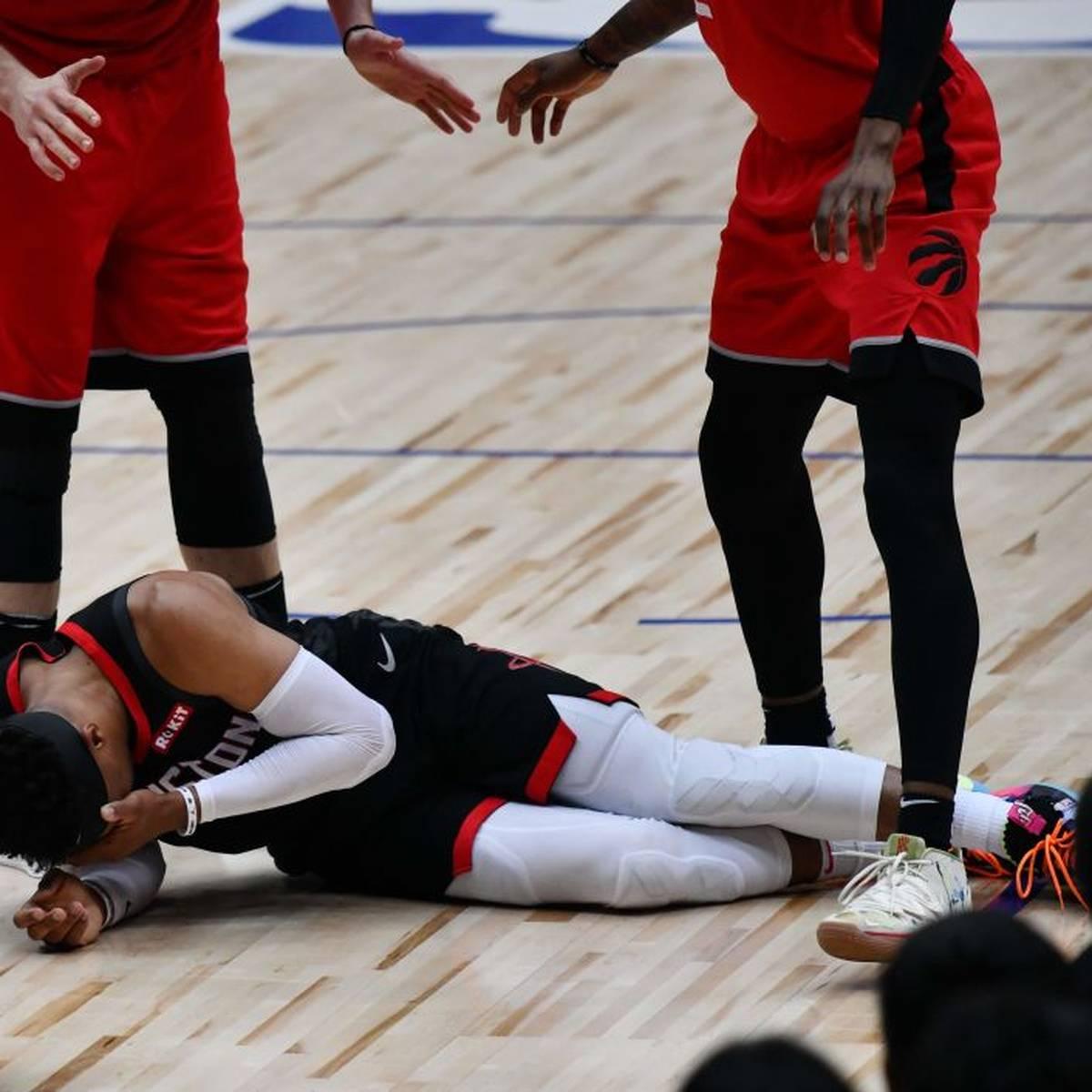 Westbrook-Verletzung schockt Rockets