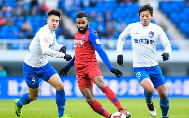 In der chinesischen Super League wurden zahlreiche Klubs vom Spielbetrieb ausgeschlossen