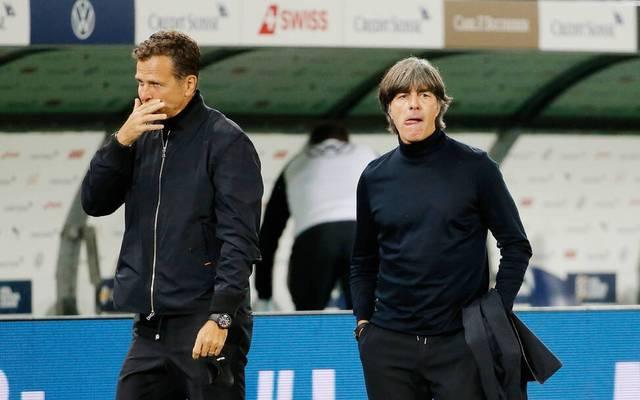Direktor Oliver Bierhoff schlägt Alarm wegen DFB-Nachwuchs