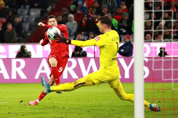 Tore, Tore, Tore: Die Super-Knipser sorgten im Kalenderjahr 2019 für viel Furore bei ihren Teams. Gerankt werden alle Spieler der Top-10 Ligen Europas. Gezählt werden alle Treffer aus Liga und Pokal sowie natürlich Champions League und Europa League
