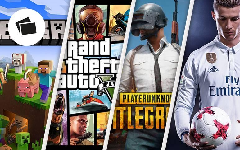 Neben eSports boomt auch weiterhin der Gaming-Markt auf der ganzen Welt. Aber welche Spiele haben im Lauf der Jahrzehnte am meisten Kasse gemacht? Diese 20 Games bilden nach verkauften Einheiten sortiert die Liste der meistverkauften Spiele aller Zeiten