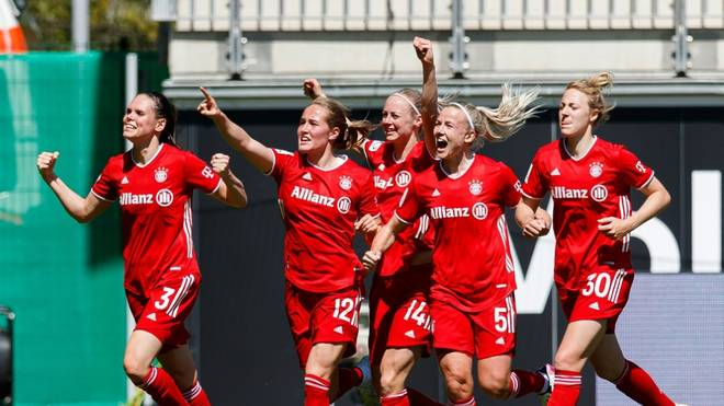 Bayern München mit Remis im Rennen um die Meisterschaft