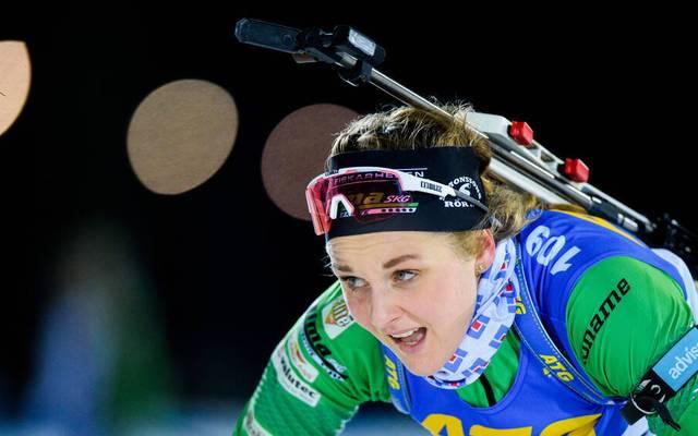 Stina Nilsson wechselt die Sportart und feiert ihr Debüt