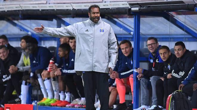 HSV-Trainer Daniel Thioune