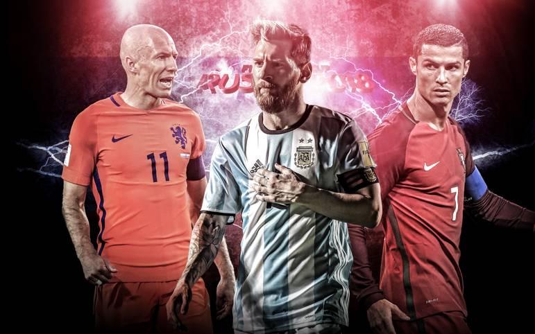 Showdown in der WM-Qualifikation - und noch müssen etliche Favoriten mächtig um das Ticket nach Russland bangen. Während die Niederlande nur noch theoretische Chancen haben, dürfen Argentinien und Portugal zumindest noch hoffen. SPORT1 gibt einen Überblick