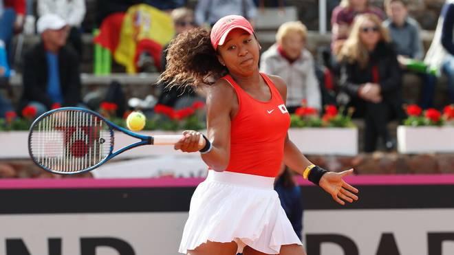 Naomi Osaka beschäftigt sich nicht nur mit Tennis