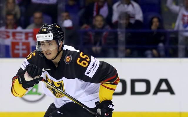 Marc Michaelis hat in der NHL bei Vancouver unterschrieben