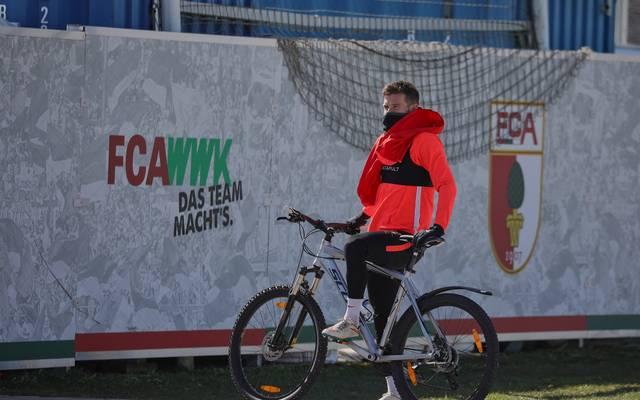 Daniel Baier und der FC Augsburg gehen getrennte Wege