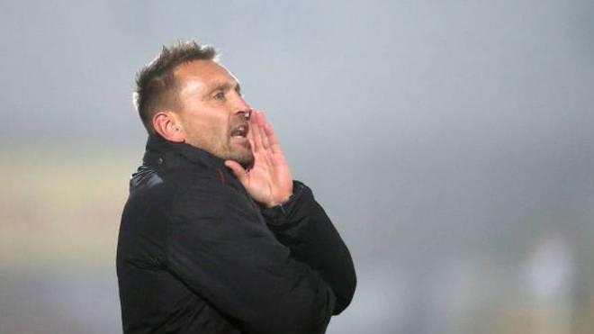 Oliver Schäfer trainierte zuletzt die U19 des FCK