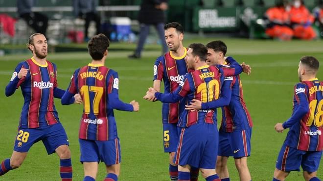 FC Barcelona siegt nach Rückstand