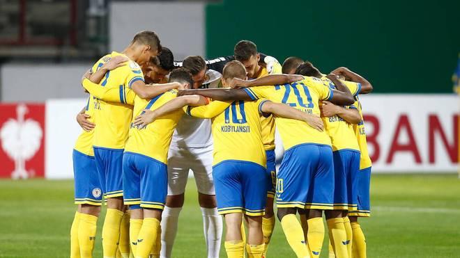 Vor BVB-Gastspiel: Braunschweig pusht sich mit Video vom Hertha-Sieg