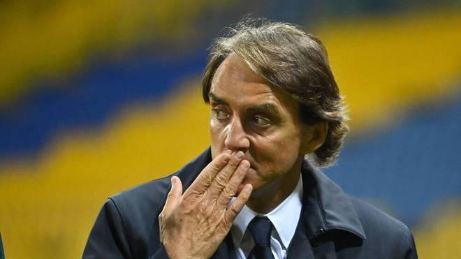 Roberto Mancini ist seit 2018 italienischer Nationaltrainer