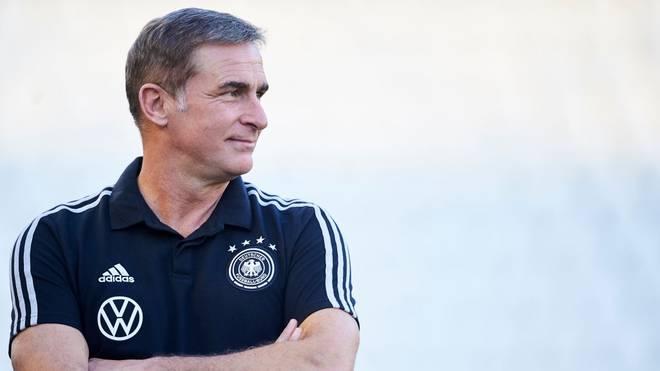 Stefan Kuntz hat den U21-Kader für das Spiel gegen Belgien berufen