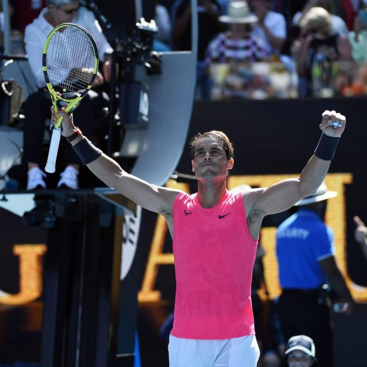 Nadal und Thiem siegen souverän