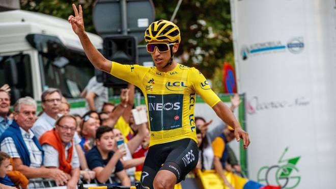 Egan Bernal krönte in Paris sich zum jüngsten Tour-Sieger seit 110 Jahren.