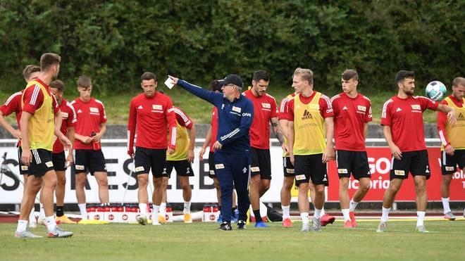 Union Berlin bereitet sich auf seine nächste Saison in der Bundesliga vor