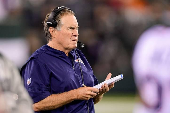 Bill Belichick feiert mit den New England Patriots einen historischen Sieg. Gegen die Cleveland Browns holt der Headcoach den 300. Sieg in seiner Karriere als Trainer und muss sich in der NFL-Bestenliste nur noch hinter Don Shula (347) and George Halas (324) anstellen