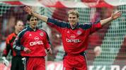 ZICKLER/FC BAYERN MUENCHEN - FC SCHALKE 04 4:1