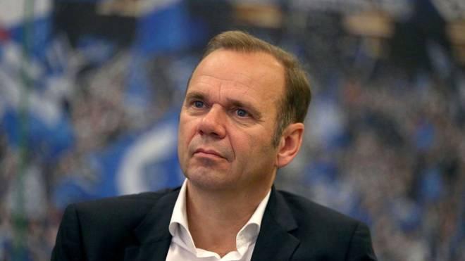 HSV-Boss Bernd Hoffmann wurde im Zug bestohlen