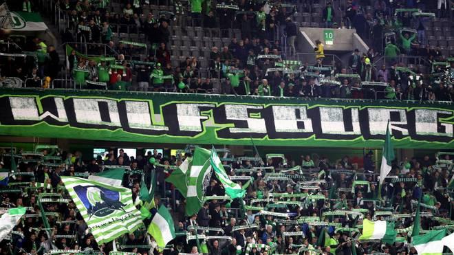 Freie Plätze in den Rängen des VfL Wolfsburg