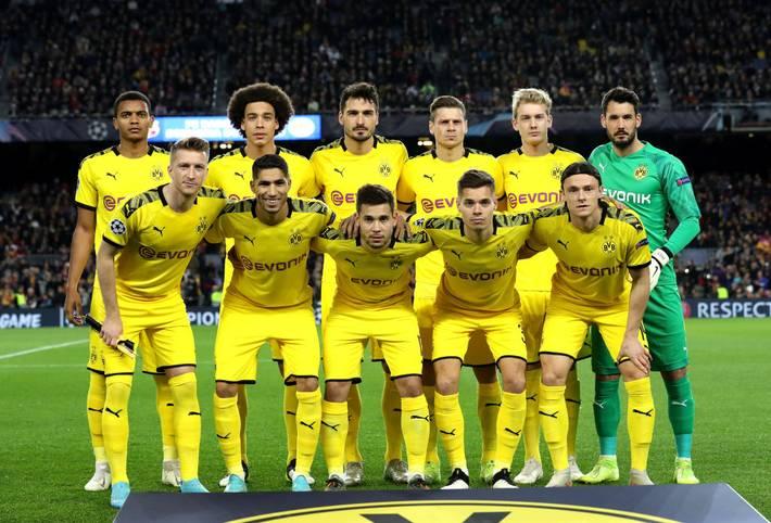 Borussia Dortmund traf am Mittwoch in der Champions League auf den FC Barcelona und unterlag mit 1:3. Die SPORT1-Einzelkritik der BVB-Profis