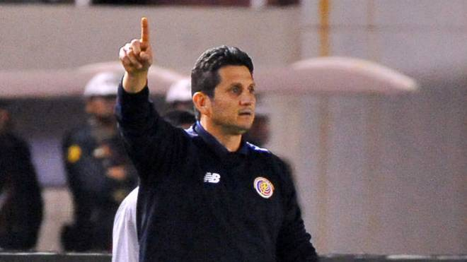 Ronald Gonzales übernimmt erneut das Nationalteam Costa Ricas