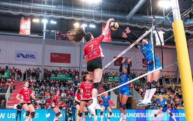 Die neue Saison der Volleyball-Bundesliga startet Anfang Oktober