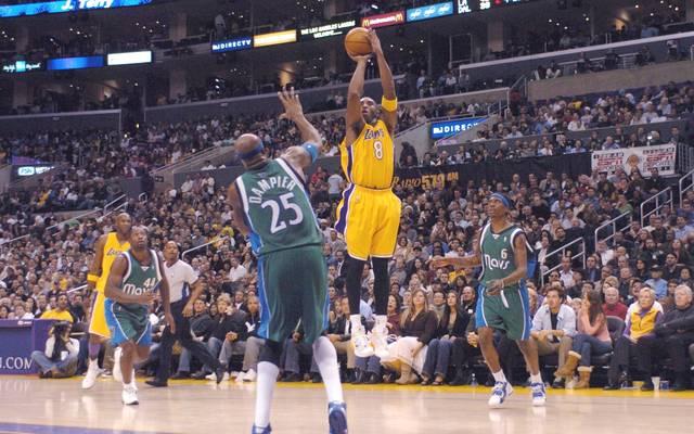 Kobe Bryant erzielte am 20. Dezember 2005 allein mehr Punkte als das gesamte Team der Dallas Mavericks