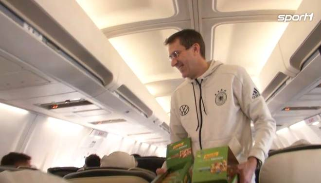 Jürgen Scharhag ist Teamarzt der U21-Junioren des DFB