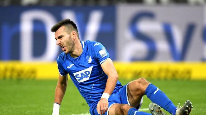 Sargis Adamyan spielt seit 2019 für die TSG 1899 Hoffenheim