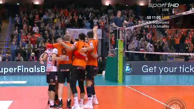 Volleyball / Bundesliga Herren