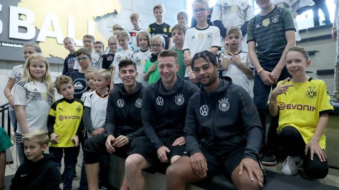 Mit früheren Anstoßzeiten will der DFB Kindern den Zugang zu Länderspielen ermöglichen