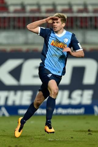 Im Vorjahr ballerte sich Simon Terodde mit 25 Treffern im Trikot des VfL Bochum zur Torjägerkanone der Zweiten Liga. Auch im Trikot des VfB Stuttgart hat er nichts von seiner Treffsicherheit eingebüßt - und verteidigt seinen Titel. SPORT1 zeigt die Torjäger der Zweiten Liga