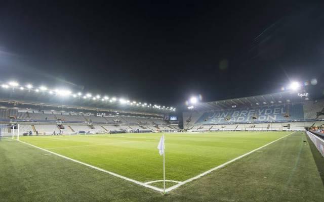 Unter anderem das Stadion von Brügge wird vorerst leer bleiben