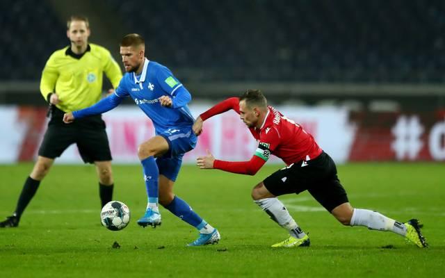 Die Wertung des Spiels Hannover gegen Darmstadt bleibt bestehen