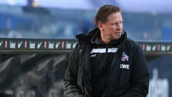 Markus Gisdol hofft auf einen guten Auftritt seines 1. FC Köln in München