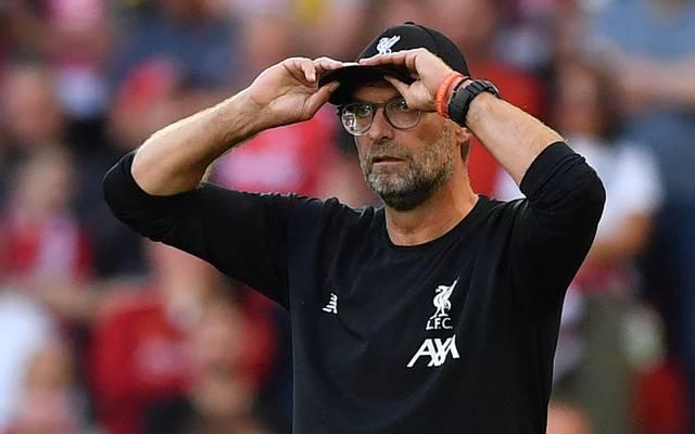 Jürgen Klopp steht mit dem FC Liverpool derzeit an der Tabellenspitze