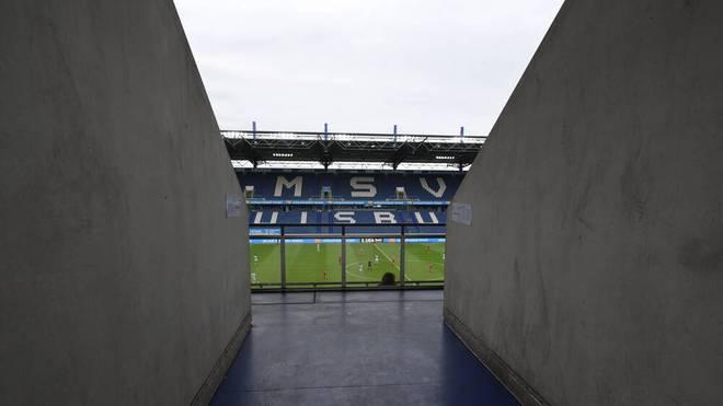 Der MSV Duisburg hat nicht genügend einsatzfähige Spieler übrig