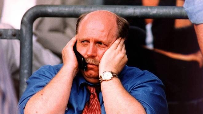 """Bayer-Manager Reiner Calmund war als der """"Bauch der Nation"""" bekannt"""