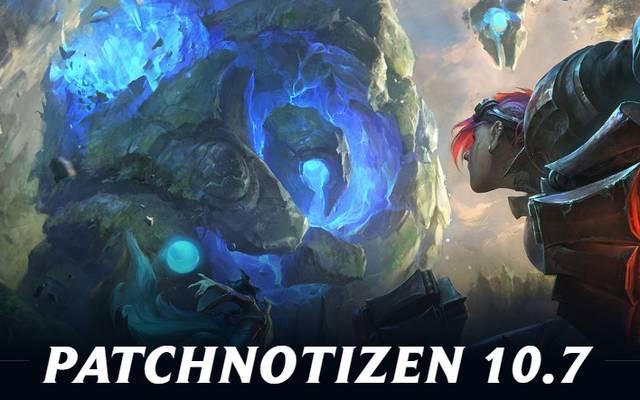 Mit Patch 10.7 hat Riot Games insgesamt 12 Champions verändert.