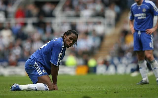 Didier Drogba vergoss Tränen, als Chelsea José Mourinho entließ