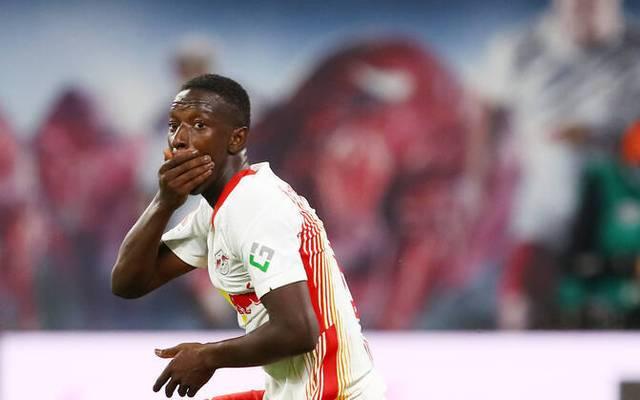 Amadou Haidara von RB Leipzig wurde positiv auf COVID-19 getestet
