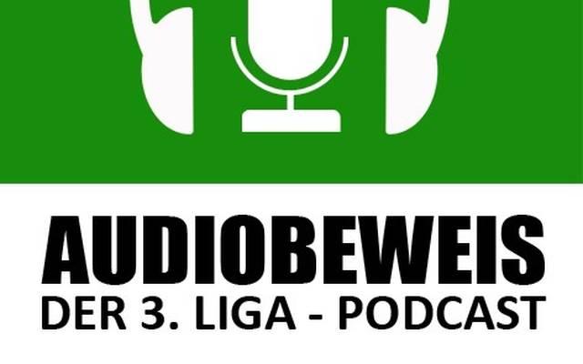 Audiobeweis - Der 3.Liga-Podcast: Jeden Mittwoch auf SPORT1 und überall, wo es Podcasts gibt