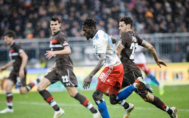 Bakery Jatta will auch gegen den FC St. Pauli überzeugen