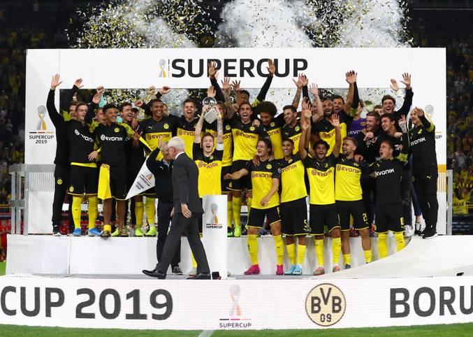 Das erste Pflichtduell zwischen Borussia Dortmund und dem FC Bayern München ist vorbei, der BVB hat den Supercup mit 2:0 gewonnen. Wer hat überzeugt, wer muss noch Form aufholen? Die SPORT1-Einzelkritik