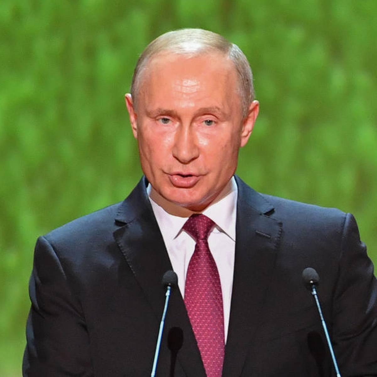 Putin sieht keine Fehler des NOK