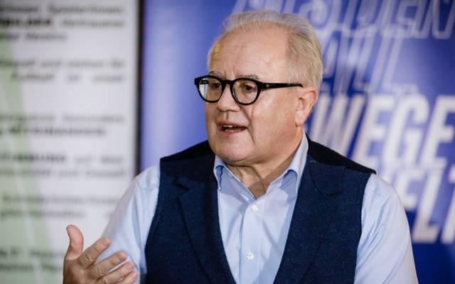 Fritz Keller ist seit dem 29. September 2019 DFB-Präsident