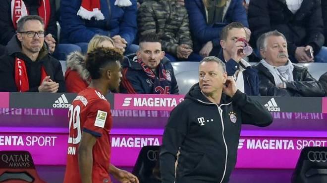 Gianni Bianchi ist seit 2007 für den FC Bayern aktiv