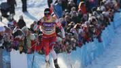 Wintersport / Ski Langlauf